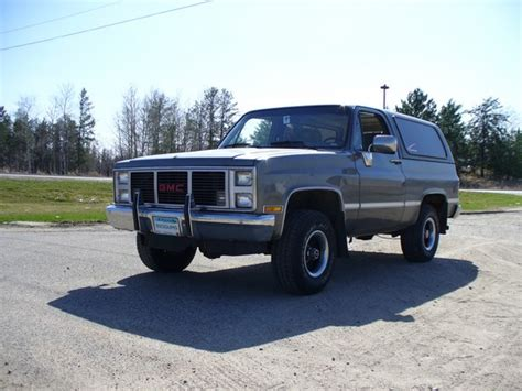 gmc jimmy 1988 jc kyte 1988 gmc jimmy specs photos modification info at