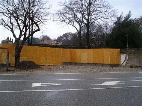 parco giardino sigurt 224 nuovo ingresso in costruzione