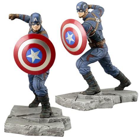 captain pose captain america civil war captain america artfx statue