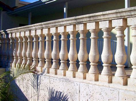 Concrete Balustrade Railing Concrete Balusters And Railings Pictures To Pin On