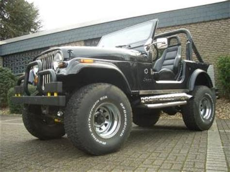 Ch Jeep Jeep Cj 7 5 9 V8 Luxury Bigfoot Chf 13 651 Used Car