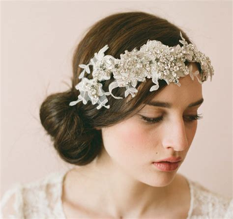 Wedding Headbands by Wedding Headbands Hair Style