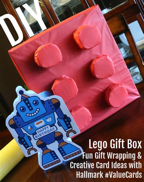 Lego Gift Card Email - box robot ideas images