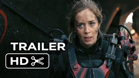 film tom cruise alieni edge of tomorrow trailer 1 2014 tom cruise sci fi