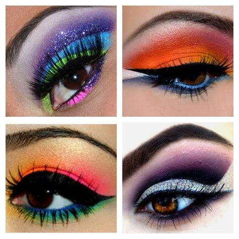 dramatic eye makeup is in the eye of the beholder