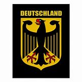 German Coat Of Arms Black And White | 512 x 512 jpeg 36kB