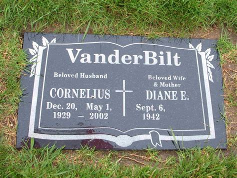 Vandy Finder Cornelius Vanderbilt 1929 2002 Find A Grave Memorial