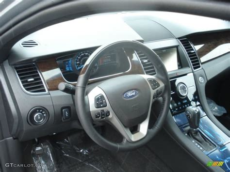 2013 Ford Taurus Limited Interior by Charcoal Black Interior 2013 Ford Taurus Limited Photo