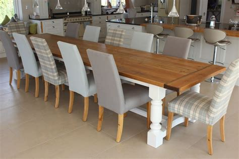 10 Seater Dining Table 8 10 12 Seater 5 Leg Dining Table Infinity Range Any Colour Ebay