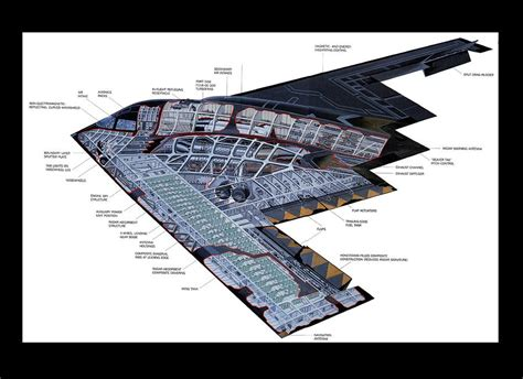 Interior Design App Online stealth bomber diagram drawing by paul van scott
