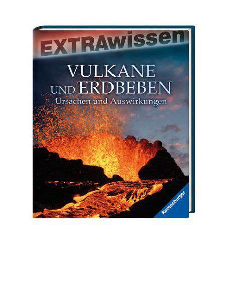 Ravensburger Extrawissen Vulkane Und Erdbeben Buch