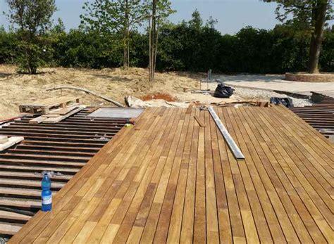 pavimento in legno esterno pavimentazioni esterne in legno