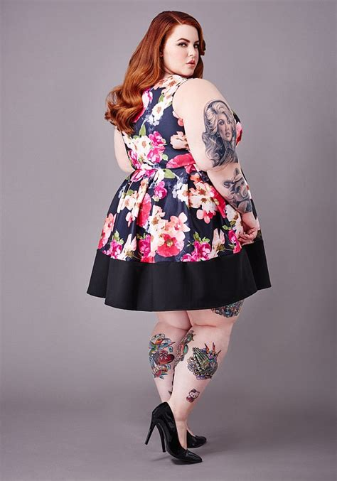tess holliday on why bigger shouldn t cover up