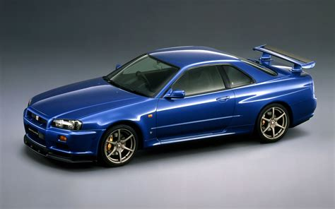 blue nissan skyline 1998 nissan skyline gt r r34 related infomation
