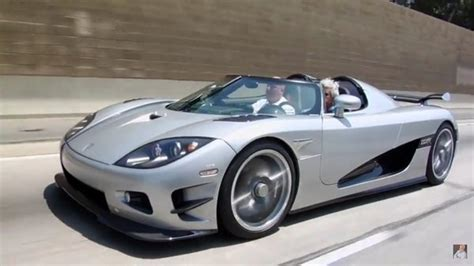 Koenigsegg Ccxr Top Speed Leno Talks With Christian Koenigsegg About The Trevita