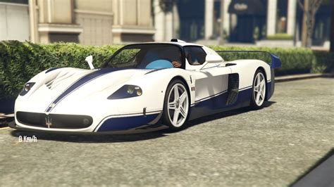 Car Maserati by Race Car Handling For Maserati Mc12 Gta5 Mods