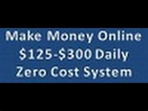 How I Make Money Online For Free - how to make money online for free no scams and fast 2014 youtube