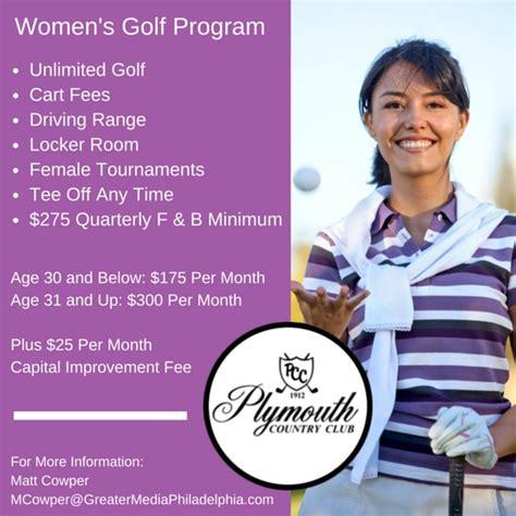 plymouth membership golf membership program at plymouth country club