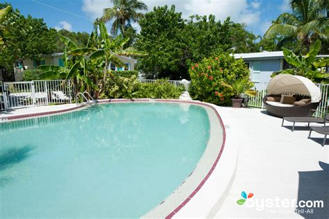 pool at the conch key cottages oyster com hotel