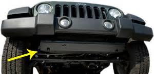 Dashmat 2012 Wrangler Jeep Wrangler Jk Front End Skid Plate 2007 2017