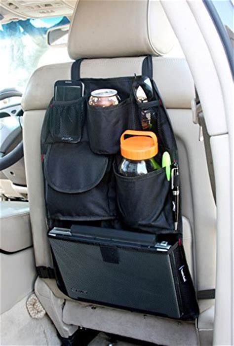 front seat organizer for truck car front back seat organizer holder multi pocket storage
