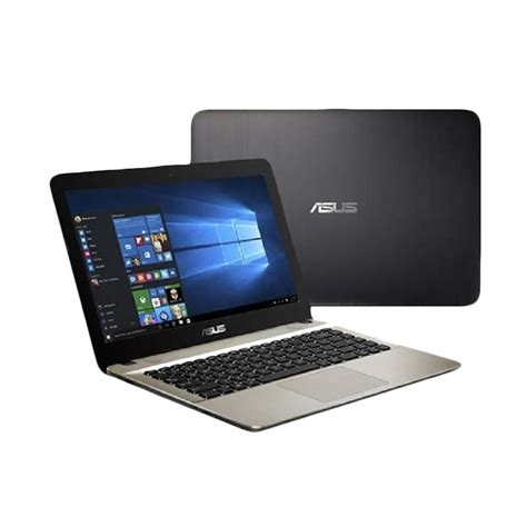 Notebook Asus X441na Black 14 N3350 2gb 500gb Dos jual asus x441na bx001 notebook black 14 quot n3350 2gb