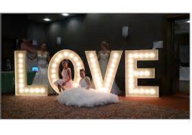 Wedding Backdrop Hire Newcastle by Photo Booth Illuminiated Letter Ferris Wheel And