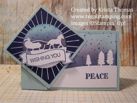 twist turn card template 333 best images about die su sleigh ride edgelits on