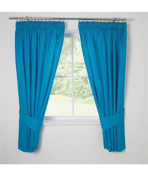 childrens curtains argos buy colourmatch kids fiesta blue blackout curtains