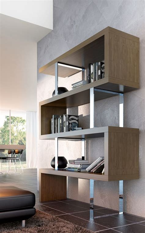 Stylish Bookshelf by Modern And Stylish Bookcase For Every Room Home Design