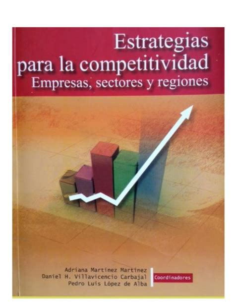 libro proyectos y estrategias de lectura del libro estrategias para la competitividad en pdf