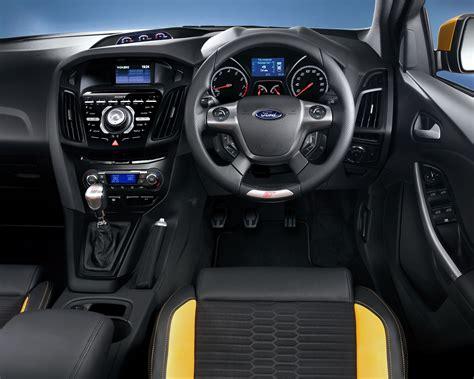 Ford St Interior by Ford Focus St Rhd Interior Eftm