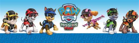 Real Pic Figure Paw Patrol Isi 6 Pcs Bisa Nembak paw patrol mission paw mission pup pad ca toys