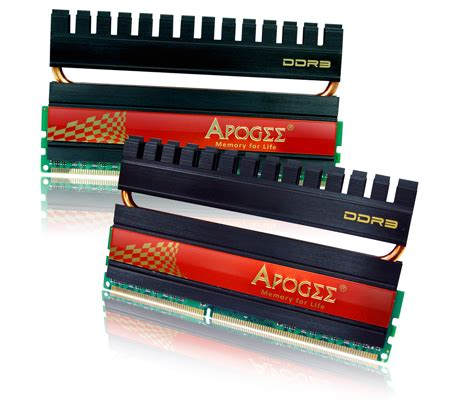 Ram Apogee Ddr3 2gb by Chaintech Joins The High Speed Ddr3 Ram News