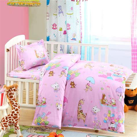 Baby Boy Crib Sheet 3pcs Baby Nursery Crib Bedding Set Boy Sheet Quilt Mattress Pillow Cover Ebay