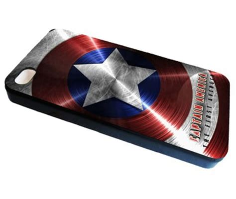 Softcase Iphone 5 5s Marvel Series scarf captain america marvel iphone iphone 5