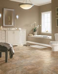 Water Resistant Wood Flooring For Bathrooms by 29 Vinyl Flooring Ideas With Pros And Cons Digsdigs