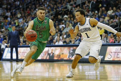 Notre Dame Mba Chicago Ranking by College Basketball Top 25 Rankings Villanova Holds Onto