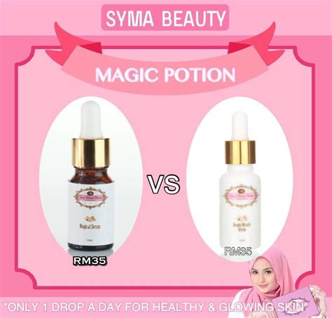 Set Juliana 4in1 Merah syma skincare syma miracle serum