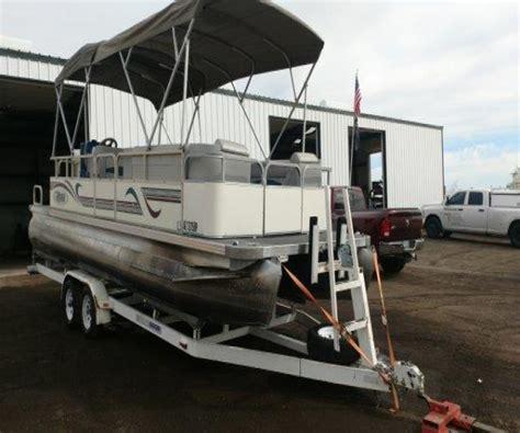 aloha pontoon boat seats 2003 24 foot wayco aloha pontoon boat for sale in peoria az