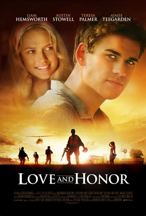film love me 2012 love and honor movie poster imp awards