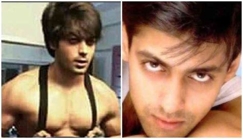 biography of luv tyagi bigg boss 11 have you seen younger salman khan in these