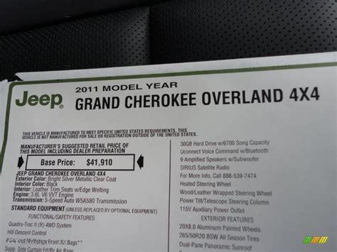 jeep grand cherokee stickers 2002 jeep window sticker autos post