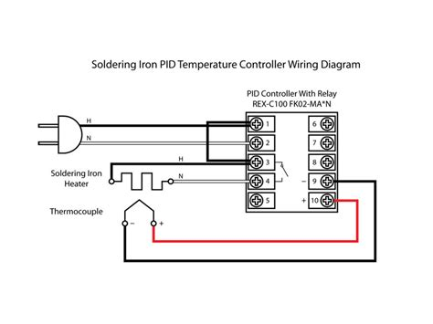 120v pid controller wiring diagram pds controller wiring
