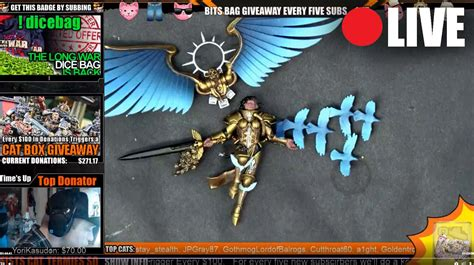 Twitch Giveaway Addon - cosplay the sister of battle we wish was miniature spikey bits