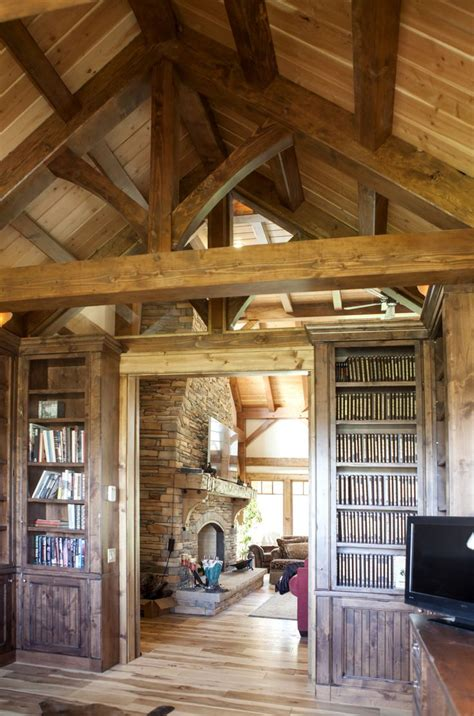 Home Interior Frames by Best 25 Timber Frame Homes Ideas On Pinterest Timber