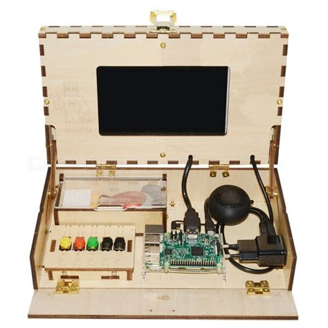 diy pc teqstone diy computer kit for kids stem and coding