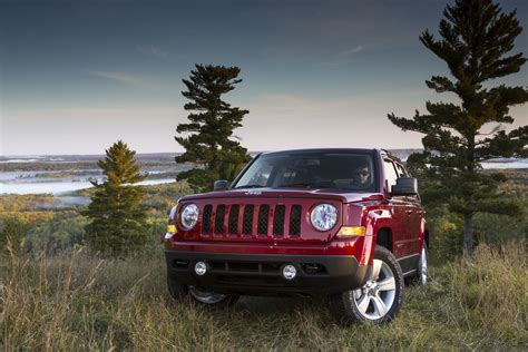 Jeep Patriot Crash Test 2015 Jeep Patriot Safety Review And Crash Test Ratings