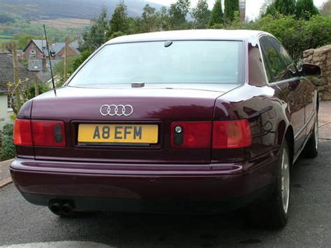 1998 audi a8 for sale audi a8 4 2 v8 quattro 4wd saloon auto satnav sold