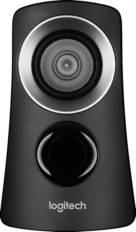 Logitech Z313 2 1 Speaker System logitech z313 logitech 2 1 speaker system black at